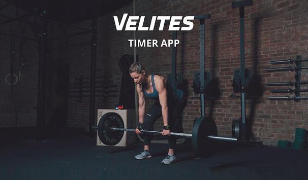 Velites Workout Interval Timer: Cross Training WOD syot layar 4