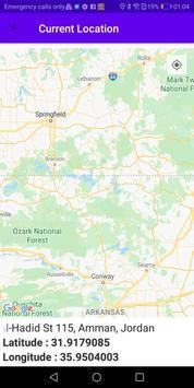 Phone Locator - Mobile Number location screenshot 1