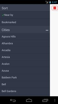 LA Venues screenshot 1
