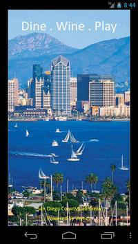 San Diego Venues poster