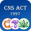 Control of Narcotic Substances Act 1997 (CNSA) أيقونة