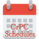 CrPC - Schedules and Amedments APK