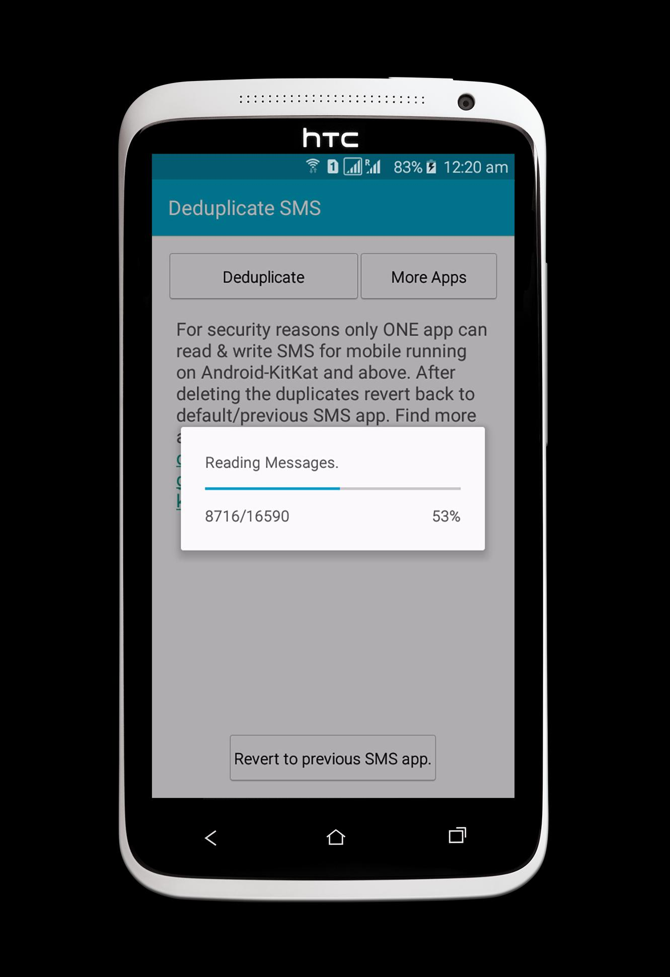 Deduplicate SMS for Android - APK Download