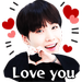 BTS Stickers for Whatsapp - WAStickerApps APK