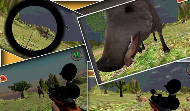 Animal Sniper Hunt screenshot 6