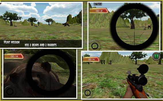 Animal Sniper Hunt screenshot 10