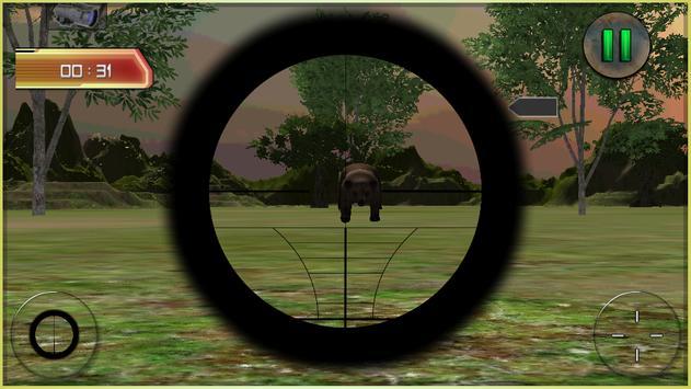 Animal Sniper Hunt screenshot 2