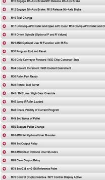 CNC Machinist Helper screenshot 6