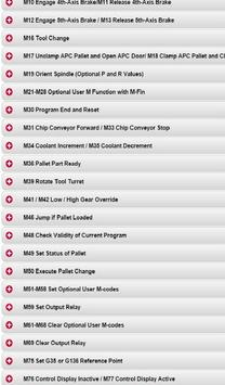 CNC Machinist Helper screenshot 11