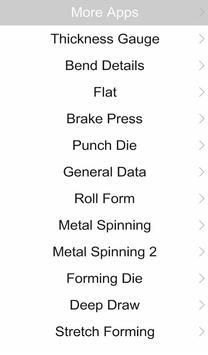 Sheet Metal Helper screenshot 4