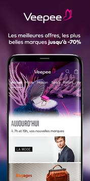 Veepee Affiche