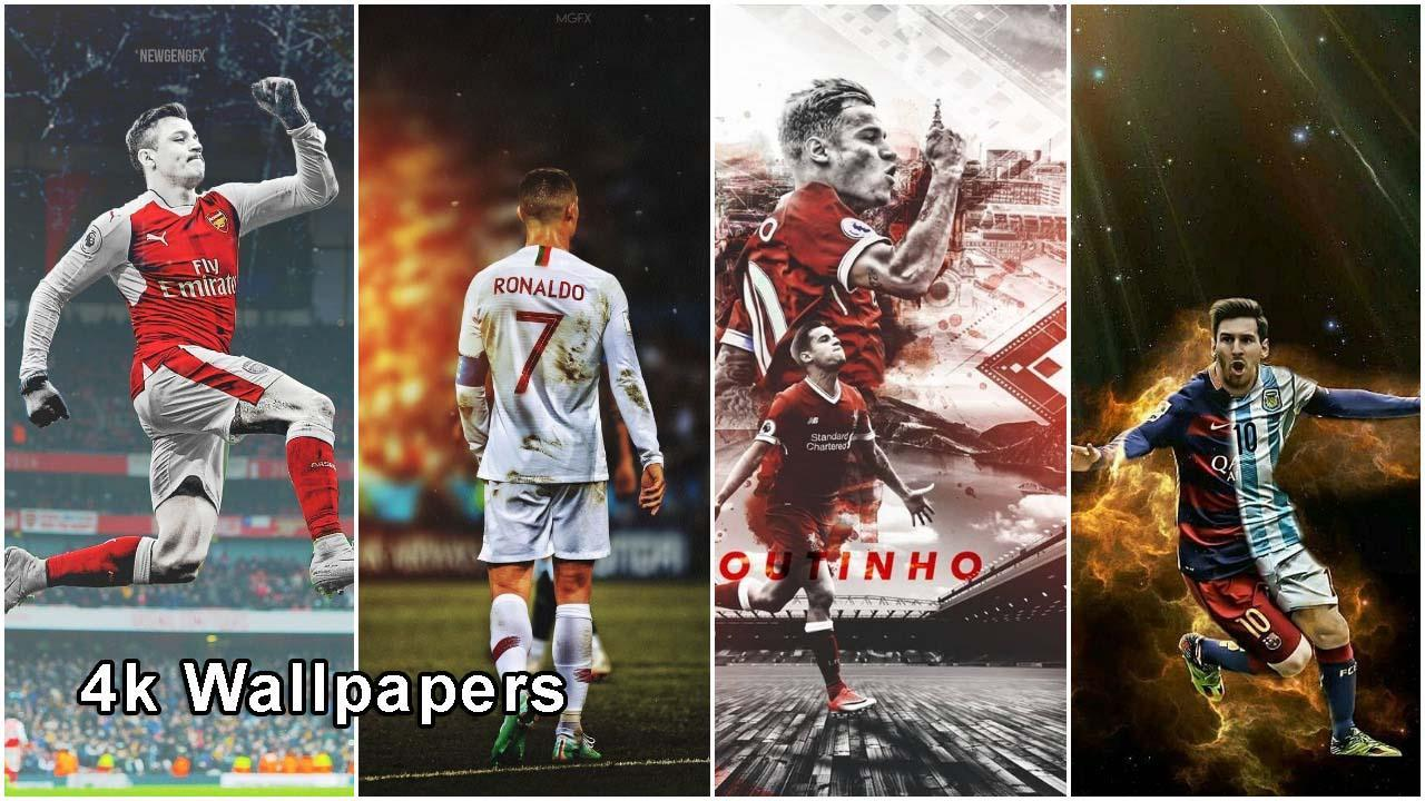 Ronaldo Wallpaper Football Wallpapers Hd 4k For Android Apk Download