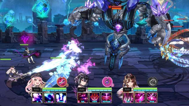 KING`s RAID تصوير الشاشة 6