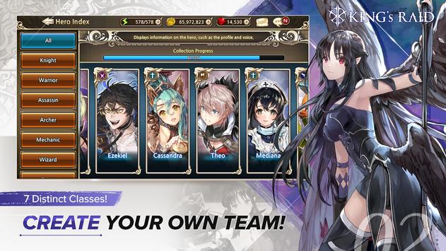 King's Raid screenshot 9