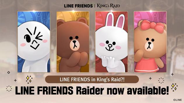 KING`s RAID-poster
