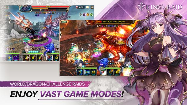 King's Raid screenshot 13