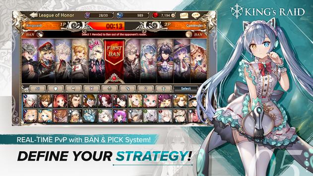 King's Raid screenshot 12