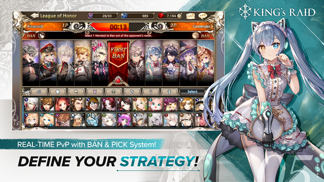King's Raid screenshot 20