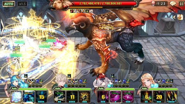 King's Raid captura de pantalla 23