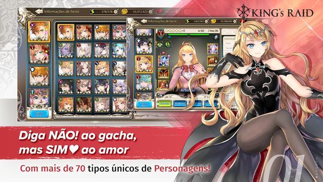 King's Raid imagem de tela 16