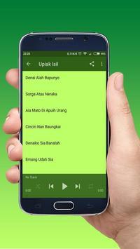 Top Lagu Minang Terbaik screenshot 3