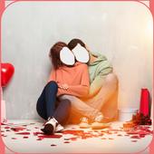 Hot Couple Photo Suit icon
