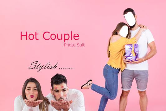 Hot Couple Photo Suit poster