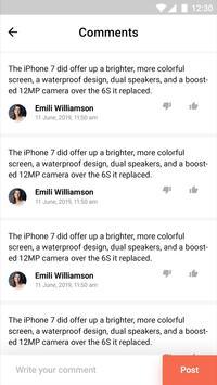 ReviewBox - Template screenshot 3