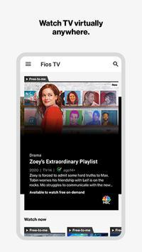 Fios TV poster