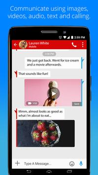 Verizon Messages screenshot 1