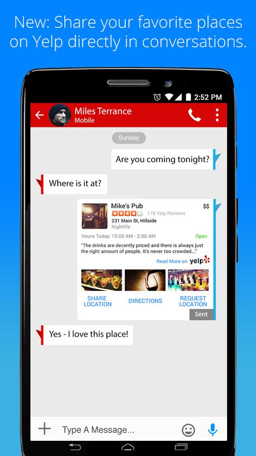 Verizon Messages for Android - APK Download