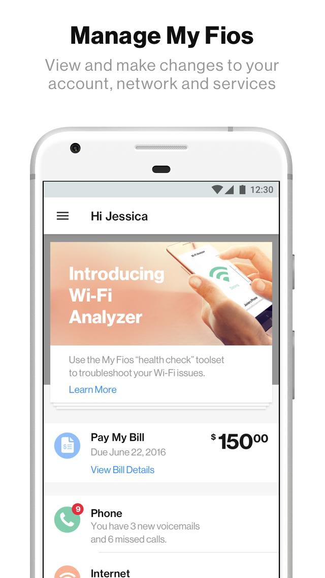 Verizon My Fios for Android - APK Download