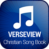 VerseVIEW Christian Song Book icon