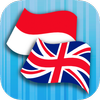 Indonesio Inglés Traductor icono