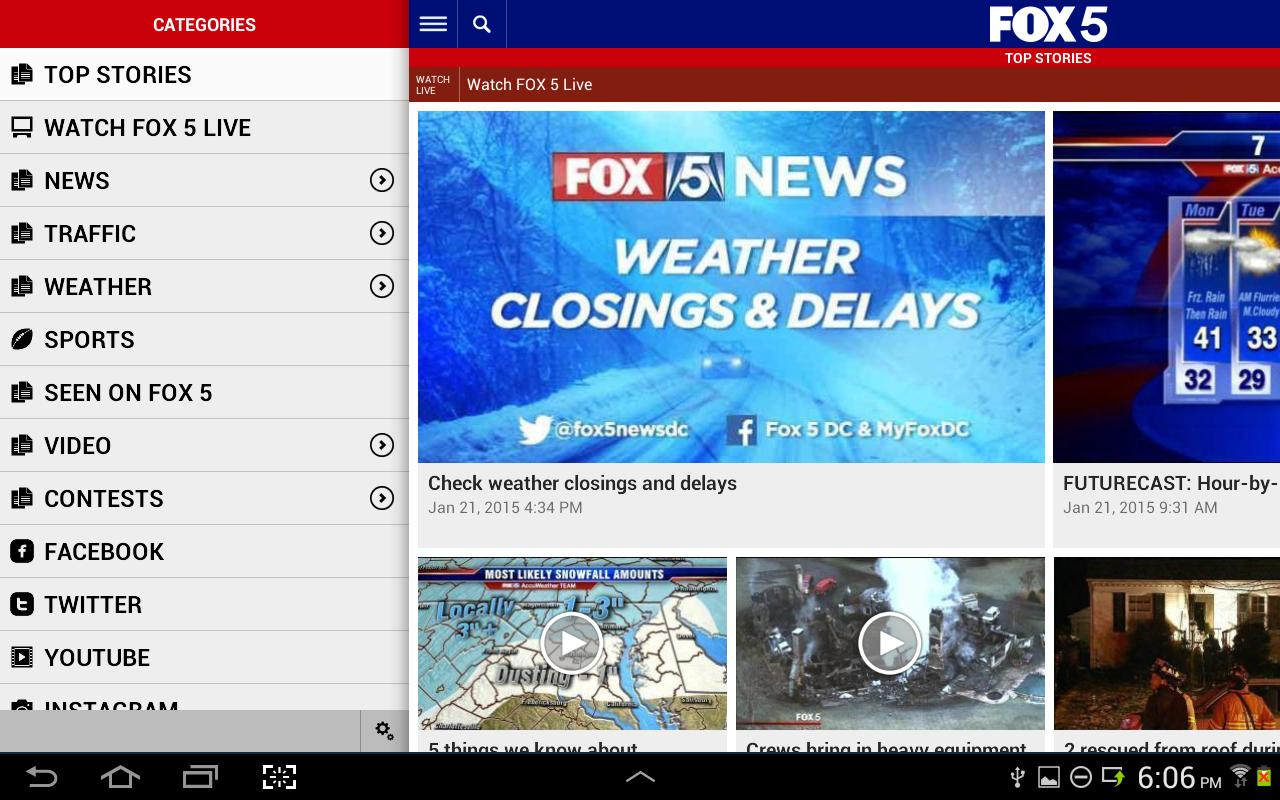 FOX 5 DC for Android - APK Download