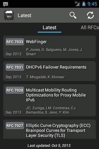 Pocket RFC for Android - APK Download