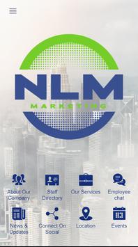 NLM Marketing poster