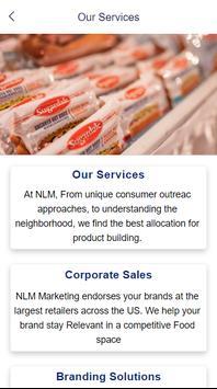 NLM Marketing screenshot 1