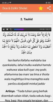 Doa Dzikir Setelah Sholat Fardhu & Sunnah + MP3 screenshot 3