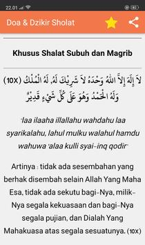 Doa Dzikir Setelah Sholat Fardhu & Sunnah + MP3 screenshot 8
