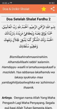 Doa Dzikir Setelah Sholat Fardhu & Sunnah + MP3 screenshot 9
