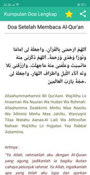 Doa Doa Lengkap - Kumpulan Doa Sehari Hari Offline screenshot 13