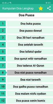 Doa Doa Lengkap - Kumpulan Doa Sehari Hari Offline screenshot 15