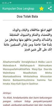 Doa Doa Lengkap - Kumpulan Doa Sehari Hari Offline screenshot 2