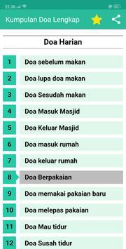 Doa Doa Lengkap - Kumpulan Doa Sehari Hari Offline screenshot 4