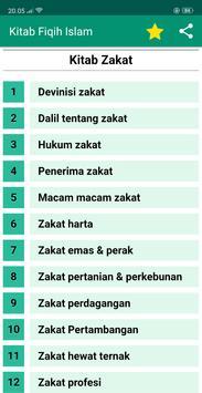 Kitab Fiqih Islam screenshot 12