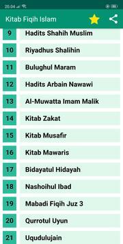 Kitab Fiqih Islam screenshot 1