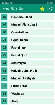 Kitab Fiqih Islam screenshot 2