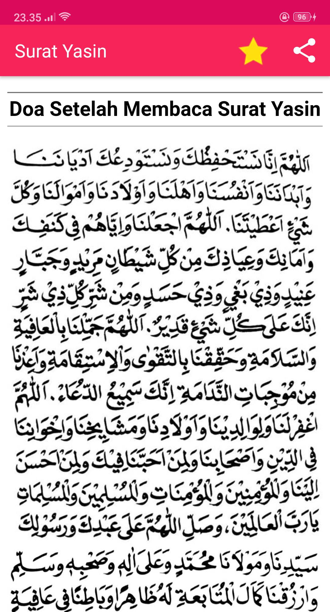 Surat Yasin Arab Latin Terjemah Tahlil Mp3 For