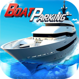 3D Boat Parking Racing Sim